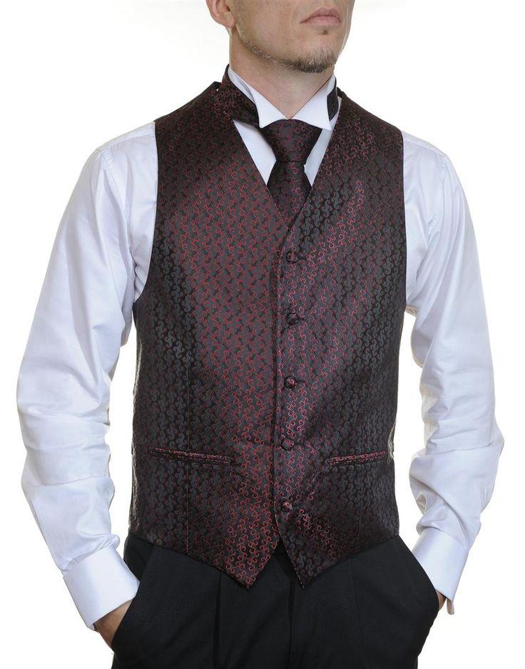 Burgundy Swirl #Australia made #AU #Groom #Dinner #Vest #Fashion #Clothing #Beautiful #Wedding