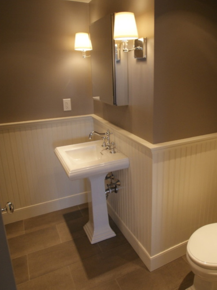 Gallery Website wainscoting and subway tile