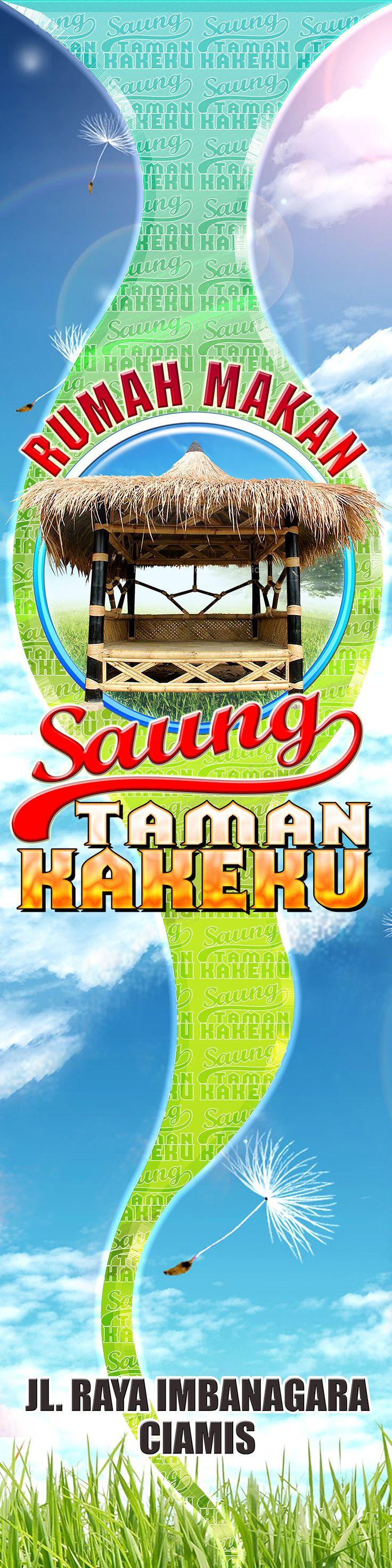 Saung Taman Kakeku 3 - Banner by Joen@f