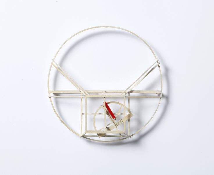 Anton Cepka, brooch, 1989, silver, plastic | Die Neue Sammlung – The International Design Museum Munich. Donated by Peter Skubic, Gamischdorf. Photo: A. Laurenzo