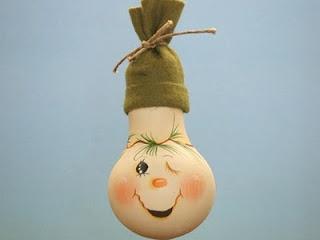 Decoração de natal reciclada. ~ Arte De Fazer | Ideias de Decoração e Artesanato