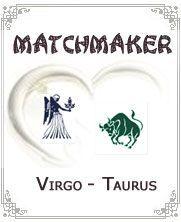Match Making Virgo Taurus