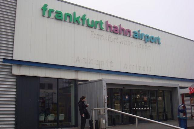 Wiesbaden Frankfurt Hahn