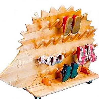 storage solutions and organizing tips for shoe storage