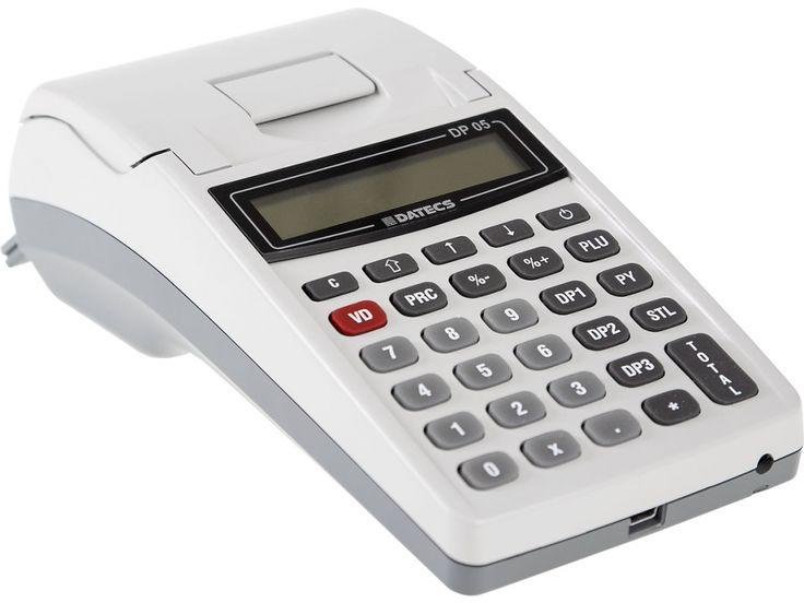 Functiunile casei de marcat portabile DATECS DP 05 respecta cerintele  centrelor de relatii cu clientii si ale departamentelor financiar  contabile din magazine, supermarket-uri, farmacii, restaurante sau alte  tipuri de unitati comerciale.