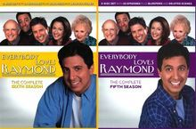 Everybody Loves Raymond: The Complete Seasons 5 & 6 [10 Discs] [DVD]