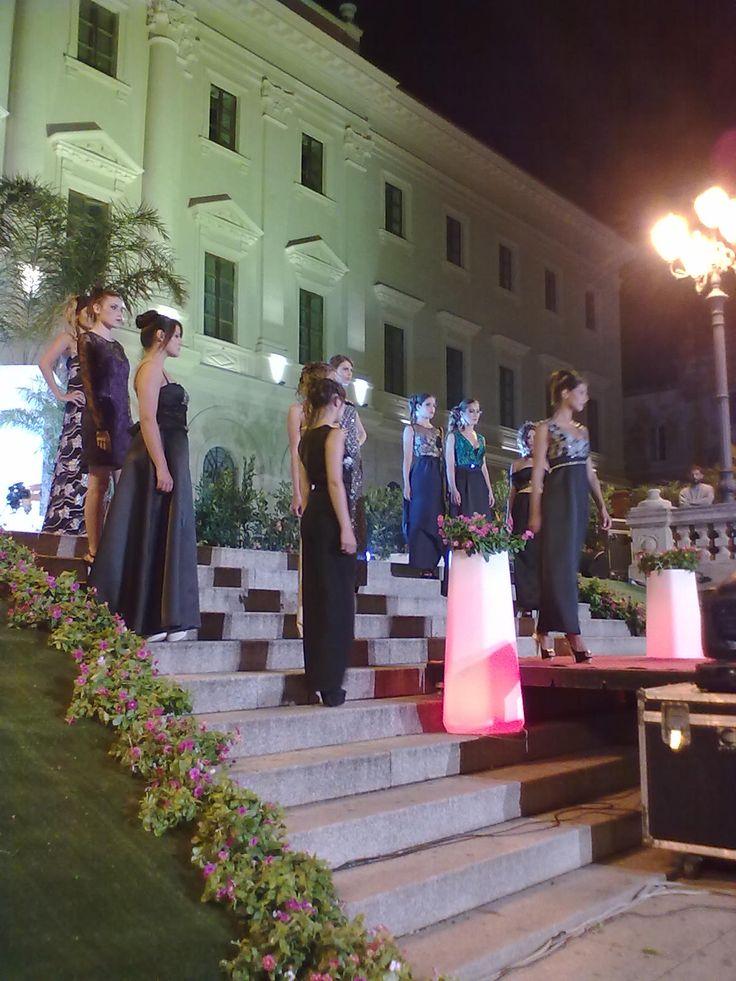 Babazzurra: Notte della Moda a Sassari