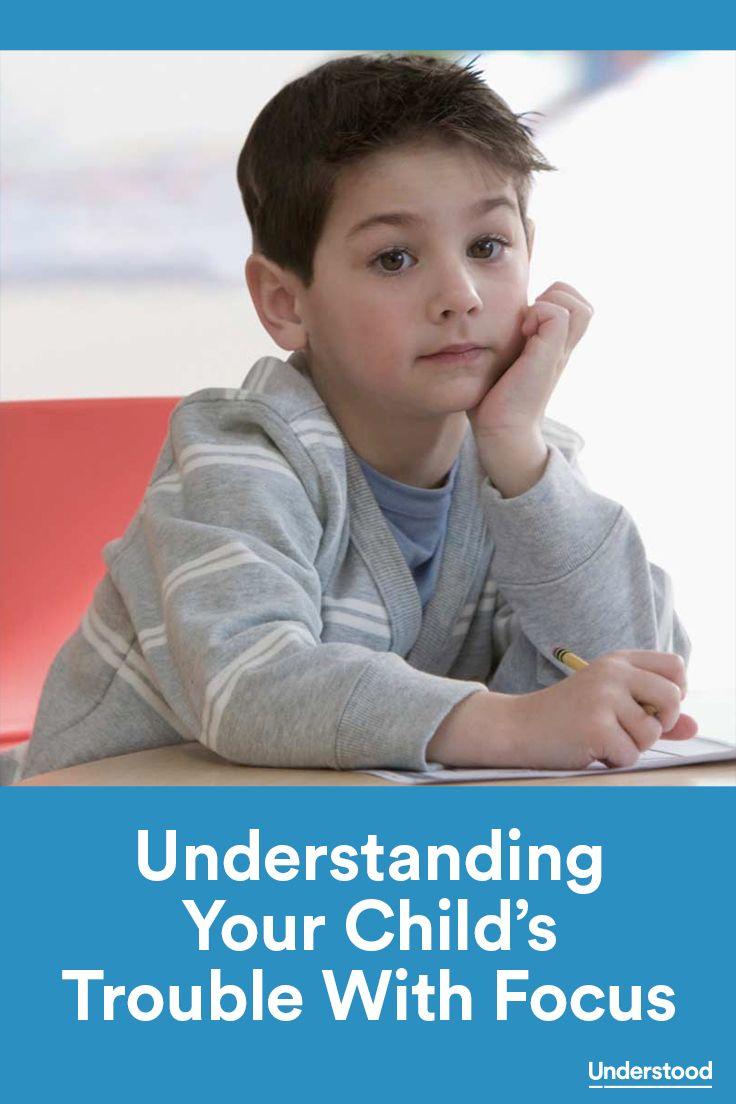 Understanding Your Child S Heart: Understanding Your Child's Trouble With Focus