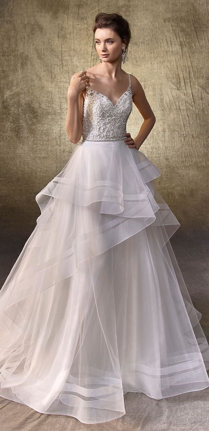 10 best Anna campbell images on Pinterest | Short wedding gowns ...