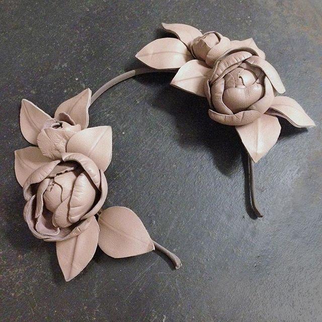 Reny Kestel Designer of luxurious handmade hats, headpieces & bridal millinery