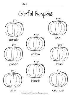 Live, Laugh, I LOVE Kindergarten: Happy Halloween!