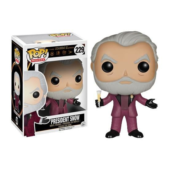 Figurine Pop! Hunger Games President Snow