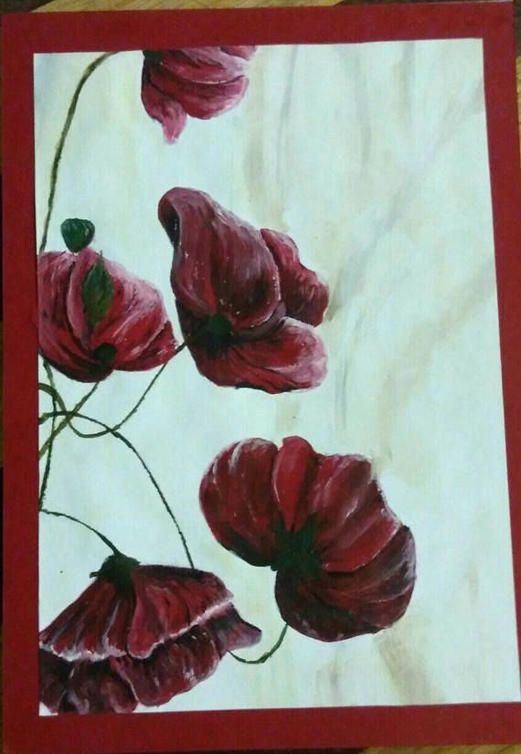 Check out this item in my Etsy shop https://www.etsy.com/au/listing/511199534/the-poppy-collection
