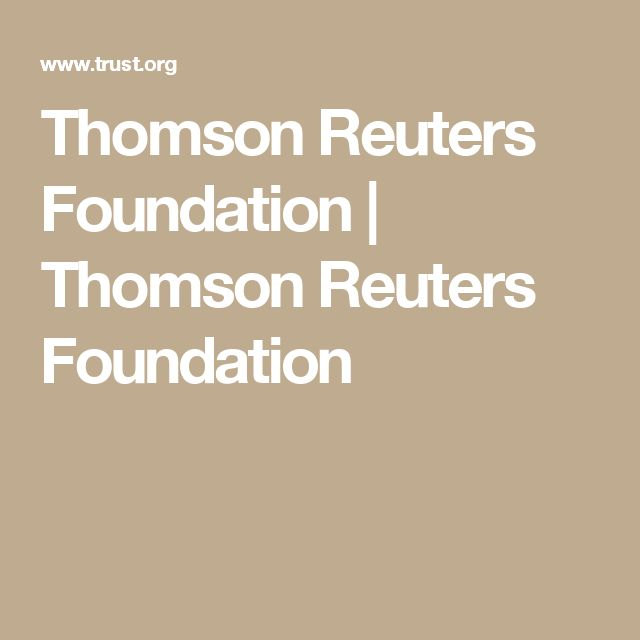 Thomson Reuters Foundation - here a useful resource to assist the active in the bid to bring enlightened change to the World - bravo!