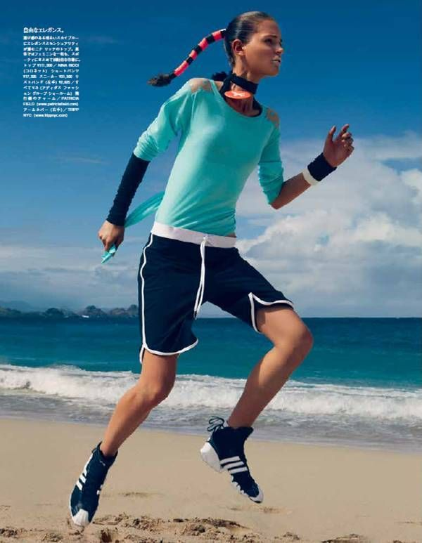 cool Vogue Japão Julho 2013 | Magdalena Langrova por Patrick Demarchelier [Editorial]