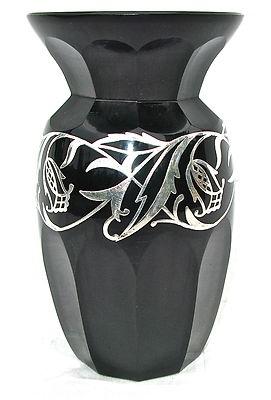 Art Deco Vase Silber Moser Hoffmann WW1920 | eBay