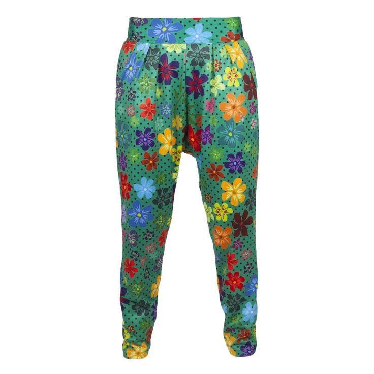 spodnie kwiaciarnia