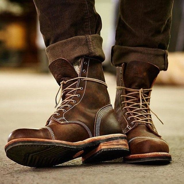 Rugged Good Looks. Impeccable Quality. The Smugglers Notch 8 Inch Cap Toe  Boots