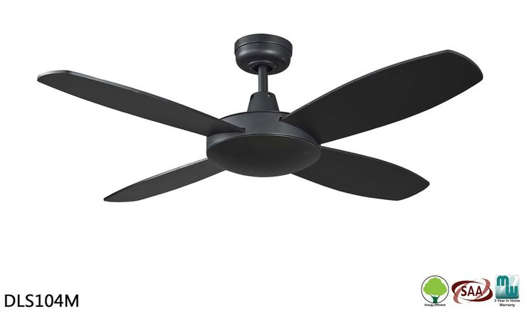 The Lifestyle Mini is a smaller version (42″) of the popular Lifestyle. It is simple yet elegant and extremely functional, made from a full die cast aluminium housing, the simplicity of the fan does not sacrifice its performance or reliability. The fan comes in simplistic White finish, a modern Brushed Aluminium finish, or a stylish Matt Black finish.