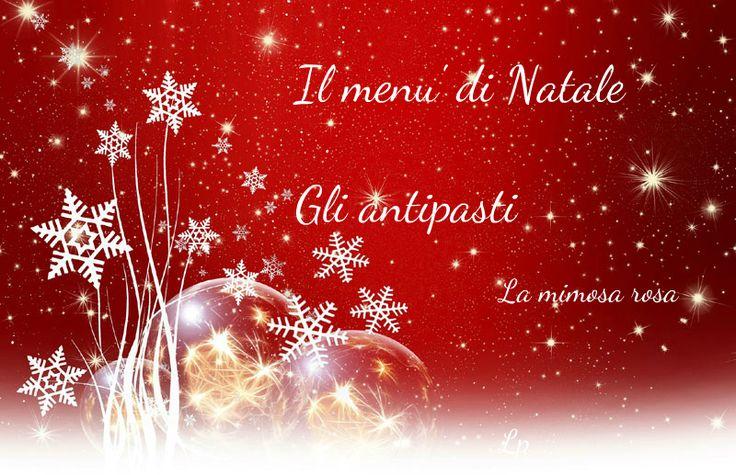 Menù+di+Natale,+gli+antipasti