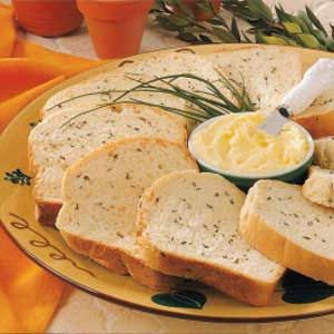 Sour Cream Chive Bread -just made this with asiago cheese and it is awesome!!