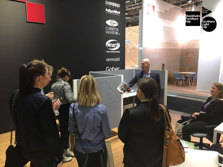 Live from Stockholm Furniture Fair! Gaber latest products will be present in Stockholm from 7 to 11 February 2017. We are placed in Hall A37: 18. The Stockholm Furniture Fair is among the most important international trade fairs for the design furniture for homes and for public spaces. www.gaber.it Stockholmsmässan #interiordesign