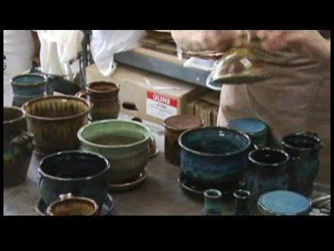 4. How to Glaze Pottery : Experimenting with Clay Pottery Glaze