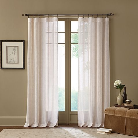 17 Best images about window treatments on Pinterest | Rod pocket ...