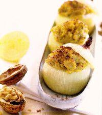cipolle zucca grogonzola ricetta