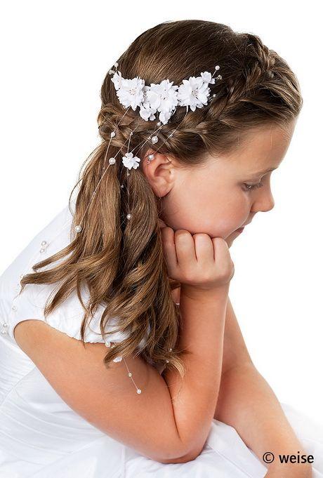 Kinderfrisuren für kommunion