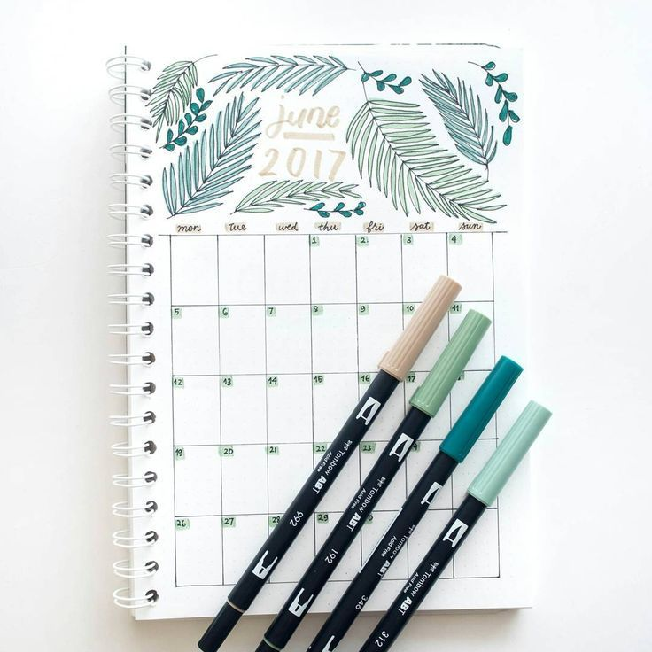 5 Bullet Points On Why You Need To Bullet Journal