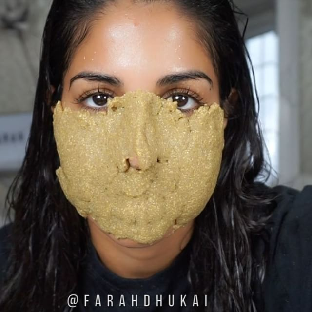 This beauty blogger's fenugreek seed facial is everything!