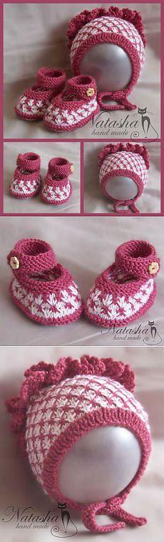 Natasha hand made : Комплект для малышки