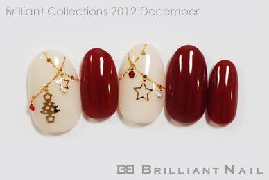 ブリコレ2012年12月号_冬にやりたい!クリスマス&上品ウィンターネイル08