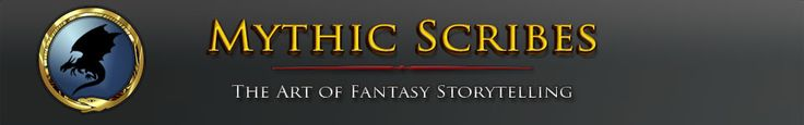 "Mythic Scribes | ""Mythic Scribes is a community of fantasy writers who are passionate about storytelling.  We provide a platform for new and aspiring authors, as well as a meeting place for writers and fans of the genre."""
