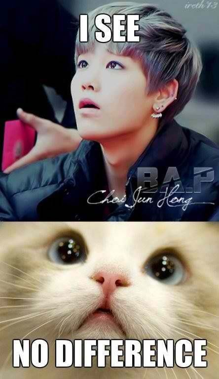 #Zelo #BAP I see no difference