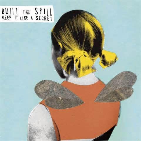 Built To Spill - Keep It Like A Secret on Vinyl LP