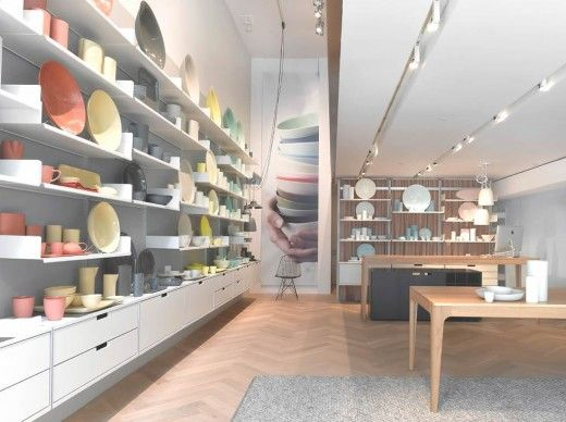 Retail Showroom Design Ideas