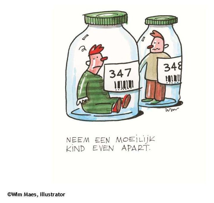 oh nee, toch geen ADHD!