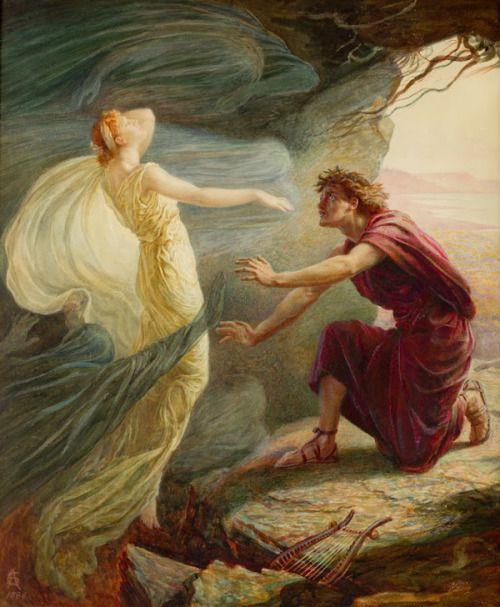 Orpheus and Euridice Catharine Sparkes