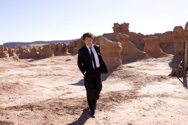 Tree of Life movie - Sean Penn