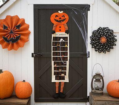 Pumpkin Countdown Calendar Pbkids Halloween Advent