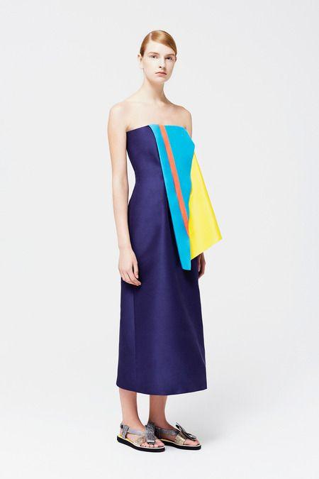 Roksanda Ilincic   Resort 2015 Collection   Style.com