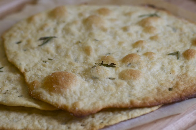 Rosemary olive oil flatbread, gonna add some ingredients to see if I can copy the ones that Brio serve!! So yummy!