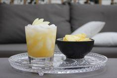 Apple Amaretto Sour cocktail recept - Cocktailicious.nl