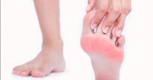 Siento hormigueo en los dedos de los pies