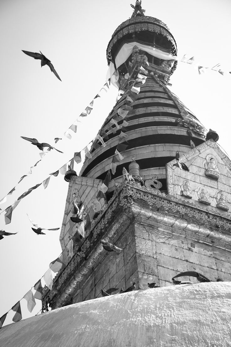 Nepal blew my mind with its intense visuals. Sensory overload in every way.