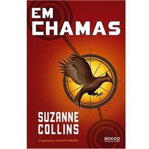 Jogos Vorazes - Em Chamas - Suzanne Collins