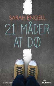 10 stars out of 10 for 21 Måder At Dø by Sarah Engell #boganmeldelse #bookreview Read more reviews at http://www.boggnasker.dk