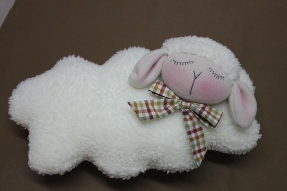 Ovelha almofada